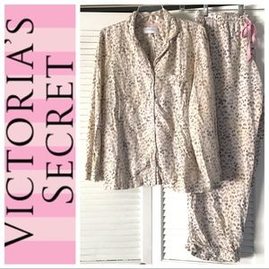 VICTORIA's SECRET Large Pajama Set PJs